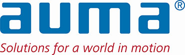 Logo - Auma - Solutions for a world of motion