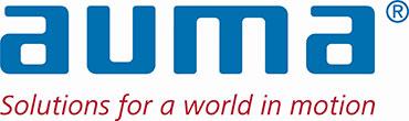 Logo - Auma - Solutions for a world of motion